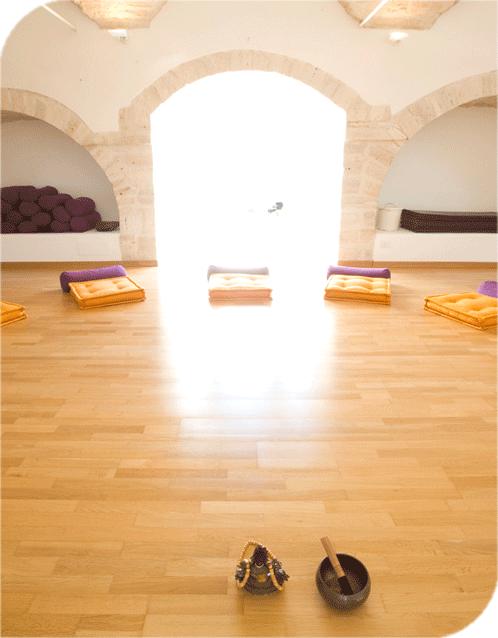 Yoga Retreat Apulien